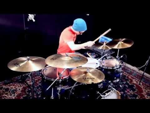 INNER NINJA drum cover ( Classified / Alex Daigle )