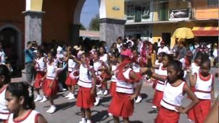 20 Desfile Altepexi Puebla 20 de Noviembre