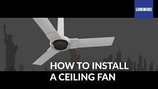 Best brand of ceiling fans Tiffany Fans by Signature Unboxing and Installation