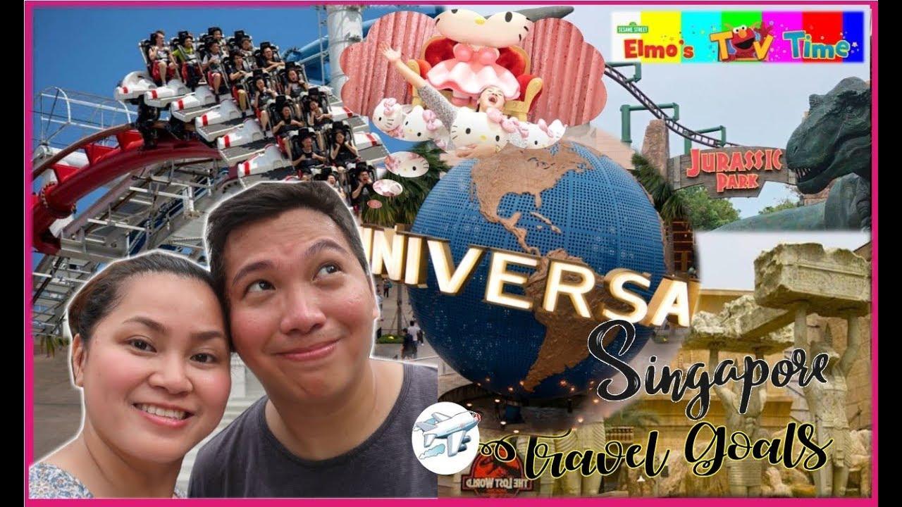 Download TRIP TO UNIVERSAL STUDIOS SINGAPORE (PART 3) VLOG #8 | LIAH KATE ❤️❤️❤️
