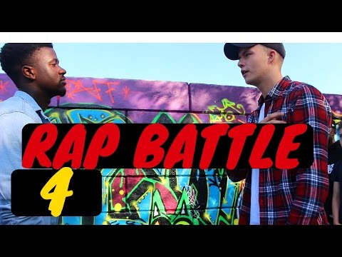 RAP BATTLE (PART 4) | Ah Nice