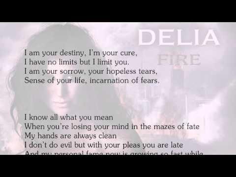 DELIA - Limit  (Lyrics)