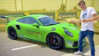 LA MIA AUTO PREFERITA IN PISTA! - PORSCHE GT3RS - POV Michelin CUP2 R