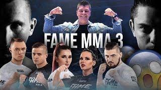 FAME MMA 3 I MOJE WRAŻENIA I KONTROWERSYJNY WERDYKT