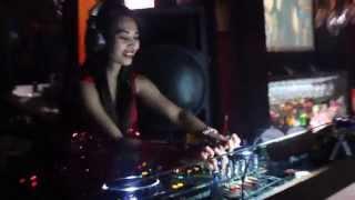 DJ Amelly Latisha Beyondbar JKT 2014 By ZD Enterprise