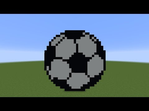 Dessin Pixel Art Ballon De Foot