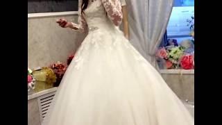 Свадебное платье LB SL 209 + болеро LB 14636 SL