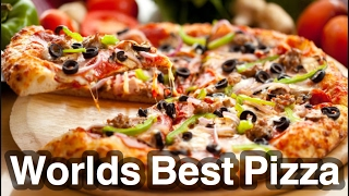 Worlds Best Vegan Pizza