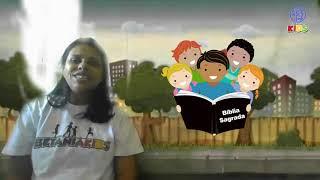Eles foram fiéis a Deus - 2 Reis 5 - Culto Betânia Kids 17.1.2021
