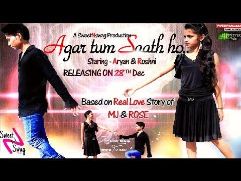 agar-tum-saath-ho-contemporary-dance-video-i-aryan-pariyar-i-roshni