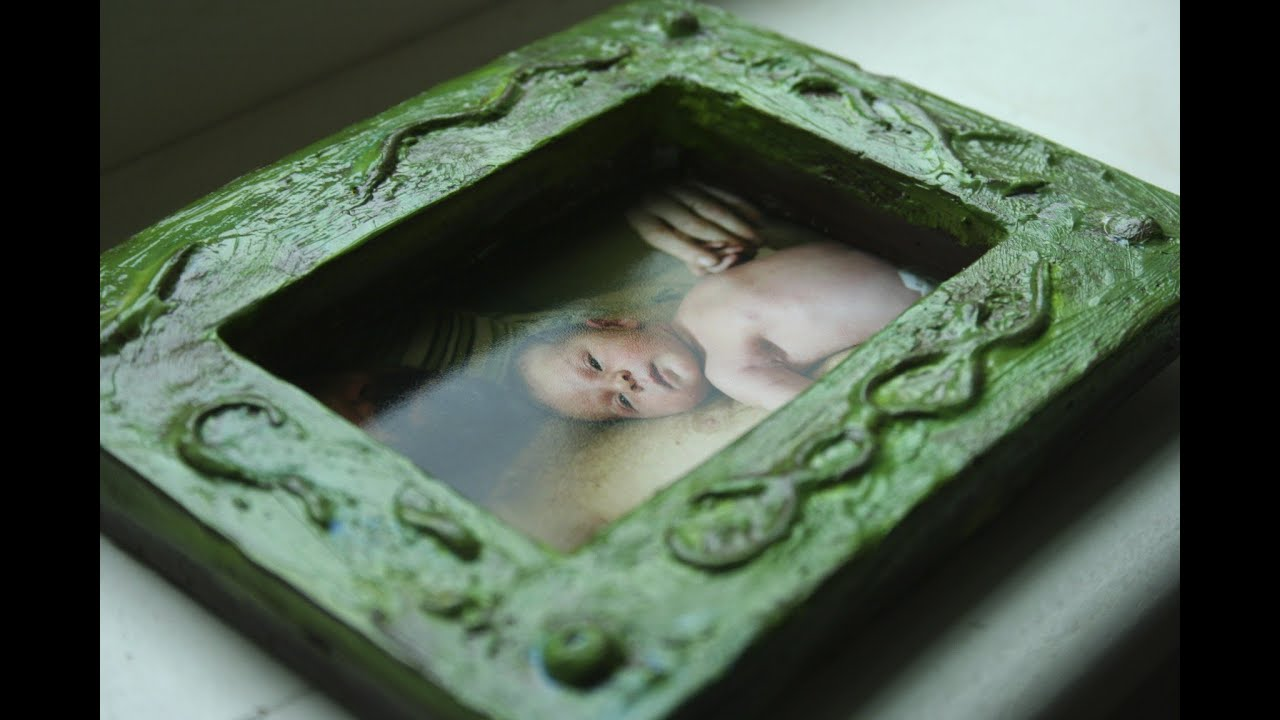 How to mold and cast your own picture frame youtube how to mold and cast your own picture frame jeuxipadfo Images