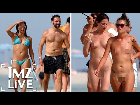 Eva Longoria on a Nude Beach! | TMZ Live from YouTube · Duration:  1 minutes 50 seconds
