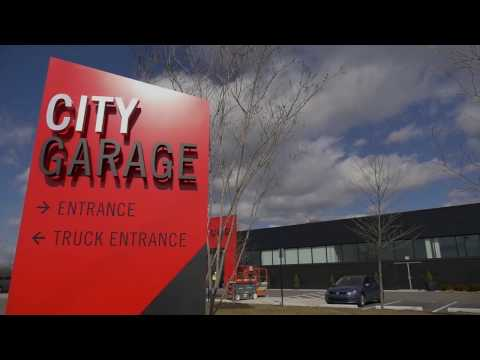 City Garage Baltimore, Economic Development Project