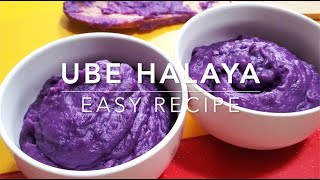 Ube Halaya Malupit Pero Madaling Recipe