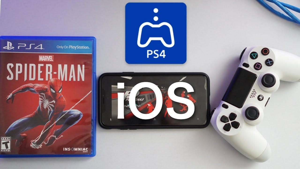 Як грати в ігри PS4 на пристроях iOS з допомогою PS4 Remote Play