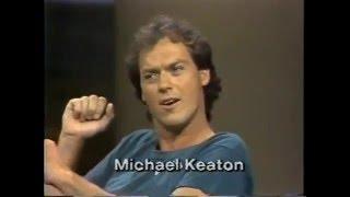 connectYoutube - Michael Keaton on Late Night, 1982-83