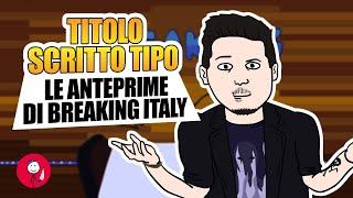 Notizie alla Breaking Italy