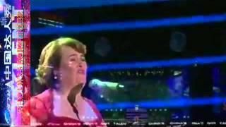 SUSAN BOYLE - PERFOMACE CHINA GOT TALENT 2011