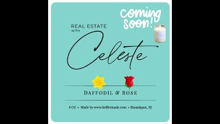 Signature Scent Coming Soon! CELESTE