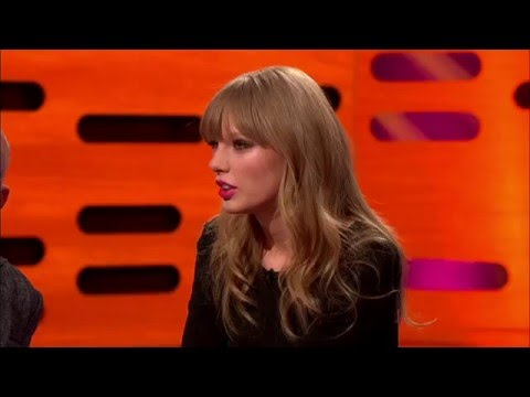 Taylor Swift interview segment