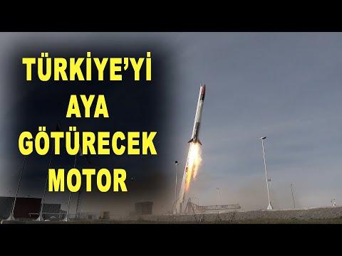 Türkiye'yi Ay'a götürecek yerli motor - DeltaV - Savunma Sanayi