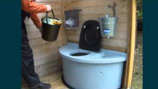 Ekolet - The Composting Dry Toilet