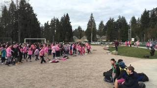 NRP Pink Day Flash Mob 2016