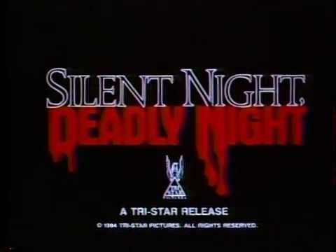 Silent Night Deadly Night (1984)-RED BAND TRAILER