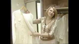 Свадебные платья прошлого века в челябинском загсе собирают необычную коллекцию