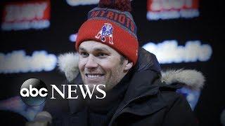 New docuseries gives rare look inside Tom Brady