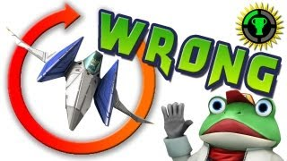 Game Theory: Star Fox, Do A Barrel Roll