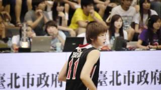 牛田悠理(瓊斯盃女籃-中華vs日本)
