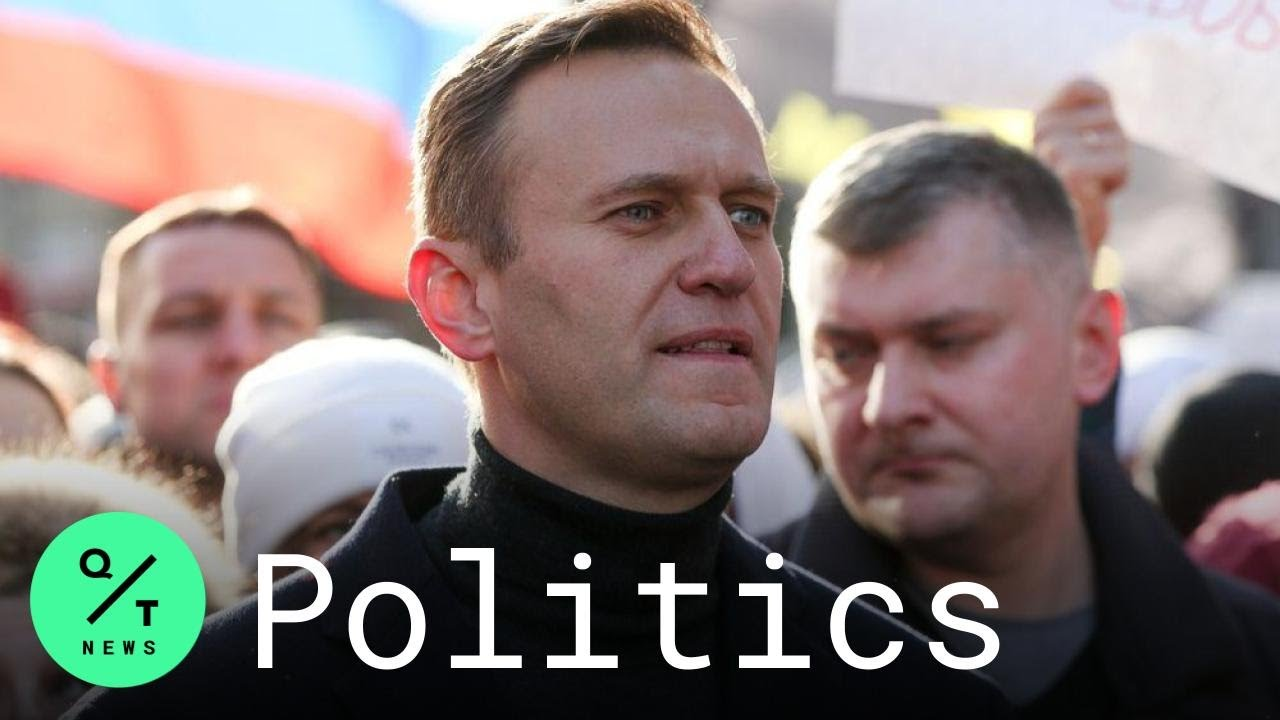 Alexey Navalny: Russian opposition leader hospitalized in Omsk ...