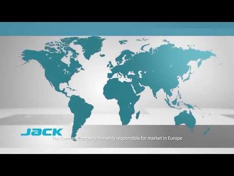 ⚜️ JACK Sewing Uzbekistan ~ JACK China №1 ⚜️