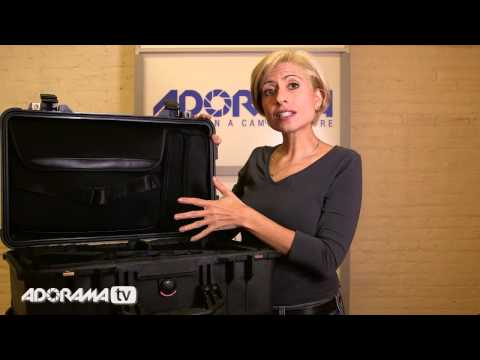 Pelican 1510 Carry On And IM2050 For GoPro: Product Overview: Adorama Photography TV
