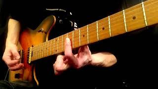 "How To Play The ""Runaround"" Pre-Chorus   Van Halen"