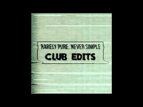 Frits Wentink feat. Loes Jongerling 'Rarely Pure, Never Simple' (Club Edit)