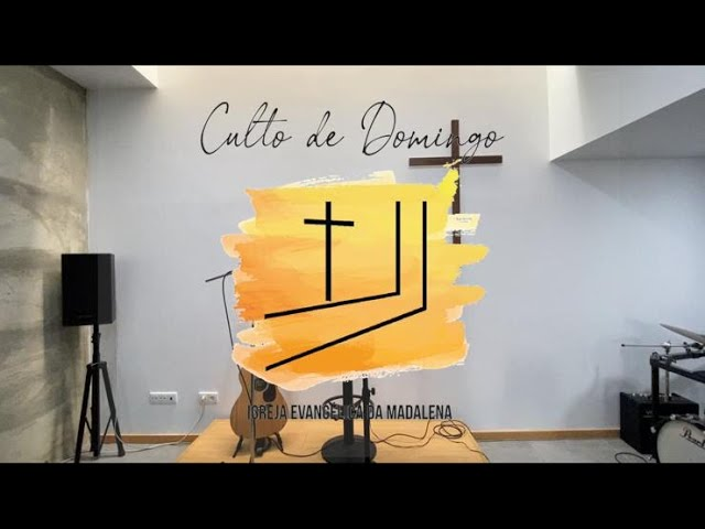 Culto 29/03/2020 - Série  a Rocha