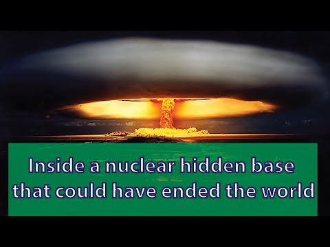 Inside a nuclear hidden base that could have ended the world