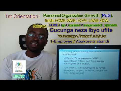 Download BFT i1 PoG HOME Ibintu 5 ukwiye gucunga neza niba ushaka kubaka imbere heza