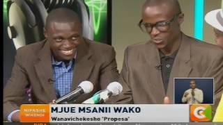 Mjue Msanii: Propesa
