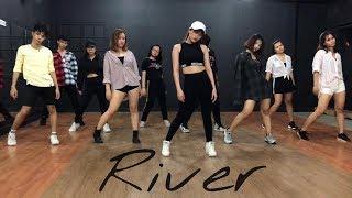 Bishop Briggs - River - (Dance Cover) | Choreography by Galen Hooks