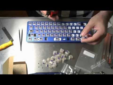 Building a keyboard LIVE! Mechanical Keyboards
