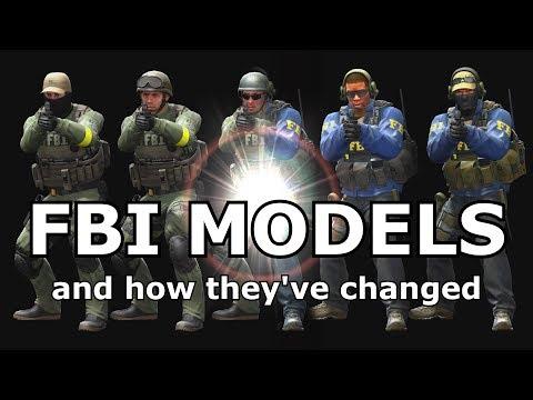 Evolution Of The FBI In Counter Strike