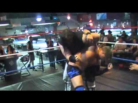 ASW (10/15): Teigan James vs Bryan Maddox