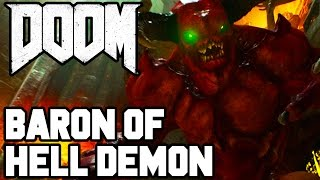 BE THE BARON OF HELL DEMON!! DOOM 4 Multiplayer Gameplay #2 ( Doom 2016 PS4/XB1/PC 1080p 60fps HD)