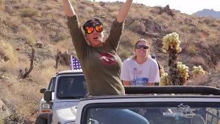 Candy Ass Off Road Trail Near Oatman, AZ With 'Rocks & Wheels'