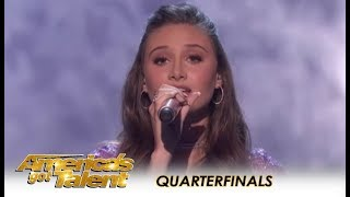 """Makayla Phillips: 15-Year-Old Golden Buzzer SLAYS """"Issues""""! 
