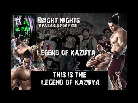 My Blurred Eyes - Legend of Kazuya feat. Kris of New Noise Crisis (Lyric Video)