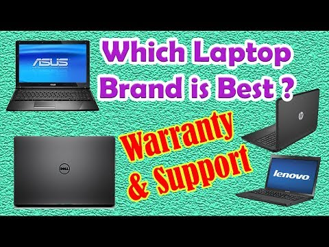Which Laptop Is Best To Buy?🤔 Dell HP ASUS Lenovo - Warranty & Support👍   Som Tips